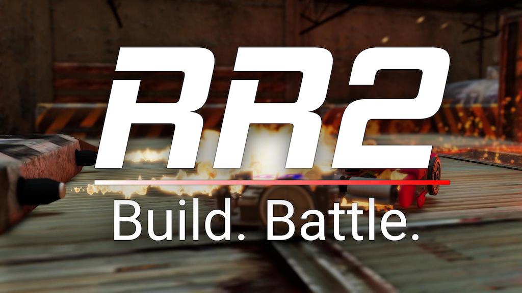 Robot Rumble 2 0 - Robot Combat Simulator - Under Development